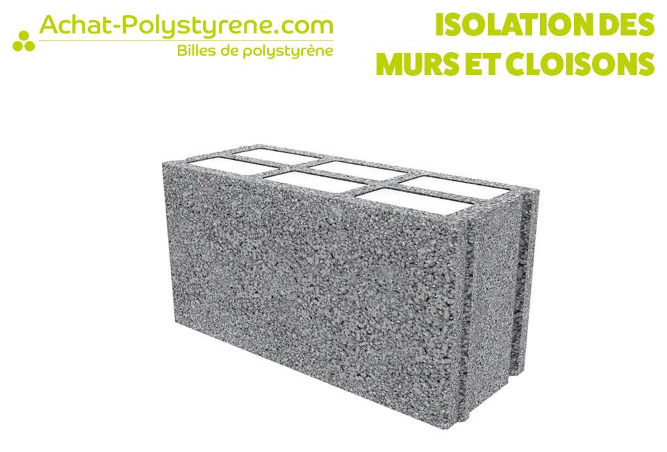 billes de polystyr ne recycl 50l. Black Bedroom Furniture Sets. Home Design Ideas